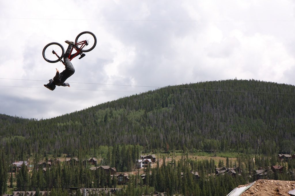 Slopestyle surprises